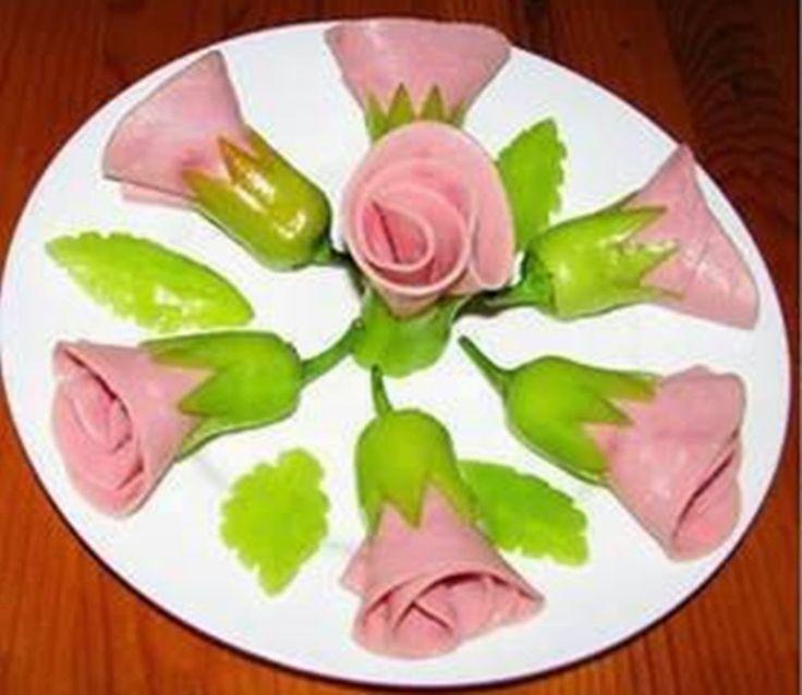 MENTŐÖTLET - kreáció, újrahasznosítás: Ehető virág
