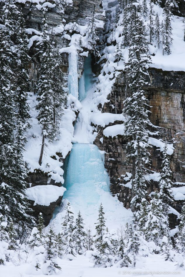 Lady's 48 Hours of Ice Magic in Lake Louise