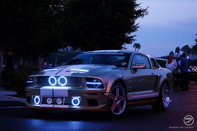 Mustang  I like - http://extreme-modified.com/