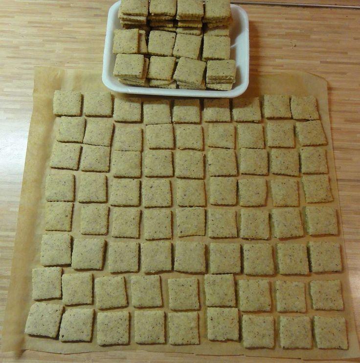 Jak upéct skořicové čtverečky   recept