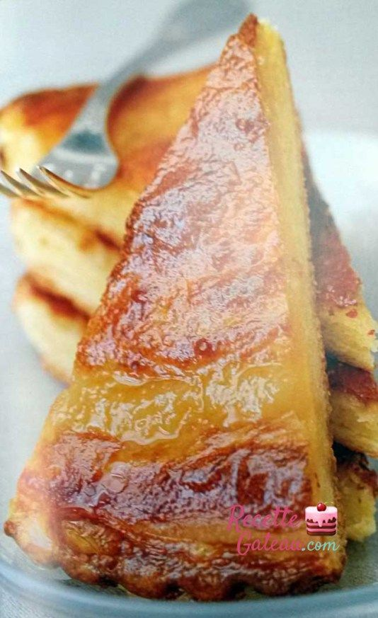Recette de Tarte au sucre du Nord Pas-de Calais facile ! Toutes les Recettes de…