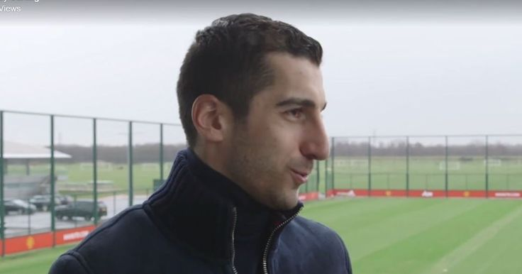 Man Utd playmaker Henrikh Mkhitaryan has made his mark in recent fixtures and has found some home comforts in Manchester.