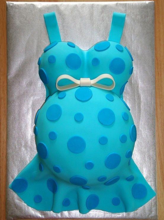 Cake Tiffany Theme Blue & Black Damask Bling Baby Diaper Cake