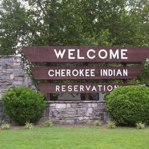 North Carolina <---What?! I didn't know there was an Indian reservation in north Carolina!!!! Let alone a Cherokee reservation!!!!! =-O (officially amazed lol)