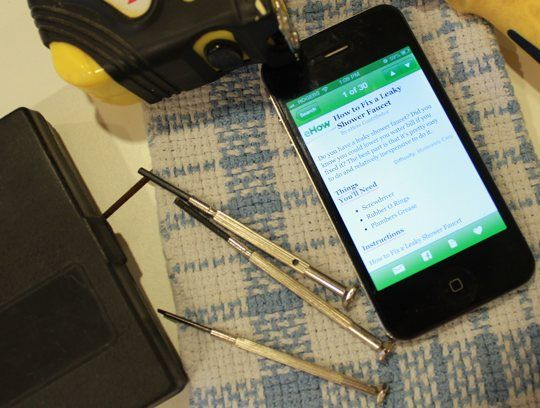 Because Homes Don't Come With a Manual: DIY & Repair Apps — Weekly Smartphone App Roundup
