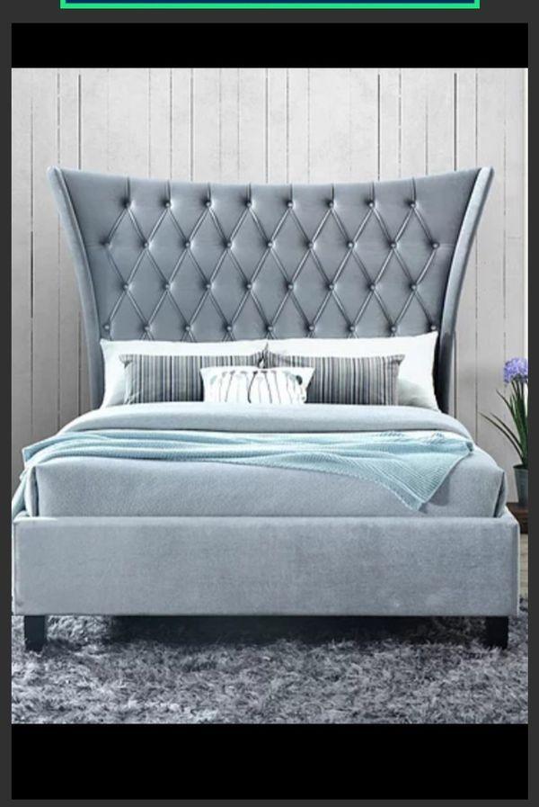 Brand New Belicago Bed Frames For Sale In Atlanta Ga Offerup Queen Upholstered Bed Bed Frames For Sale Upholstered Beds