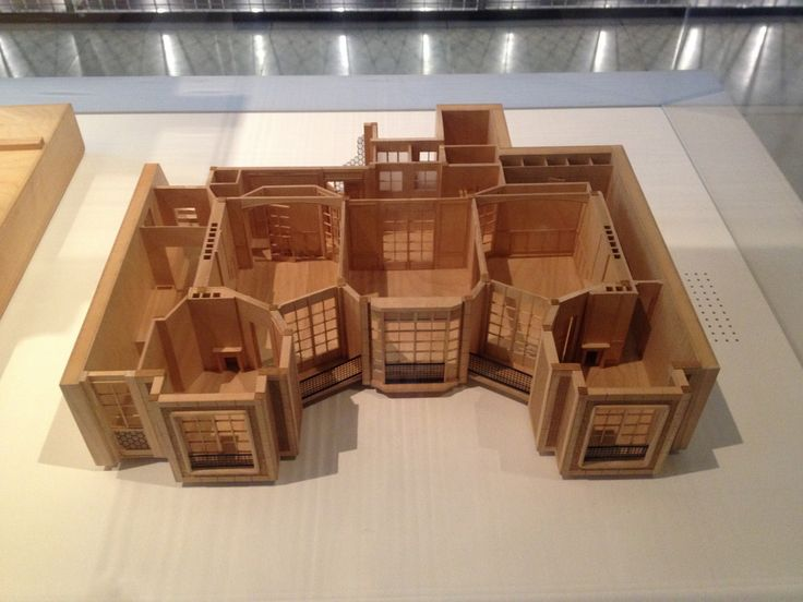 Maquette rue Franklin - expo Auguste Perret | by jmgobet