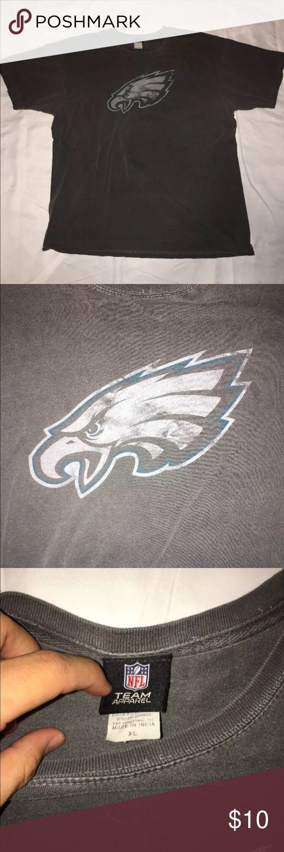 nfl shop eagles over dye t-shirt eagles over dye t-shirt  size XL super clean  follow on the gram @pa_soleking.610  i am always buying shoes please message me or dm me on the gram  all buyers who do not pay for their item will be blocked from my page   please make sure to look at all pictures before purchasing   if you want to offer make sure you can pay that offer or don't bother offering at all   payment is due within 3 days or unpaid case will be automatically opened NFL team Shirts Tees…