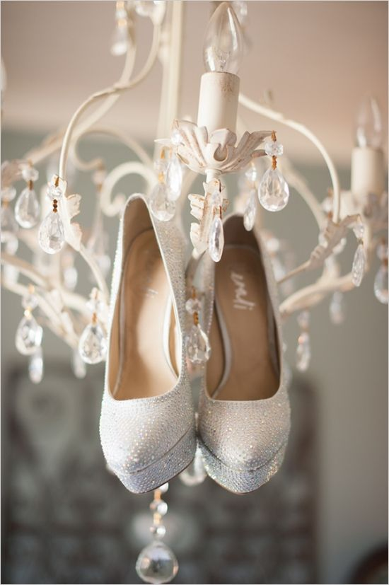 rhinestone Verali wedding shoes
