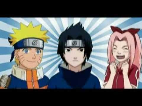 naruto abridged theme