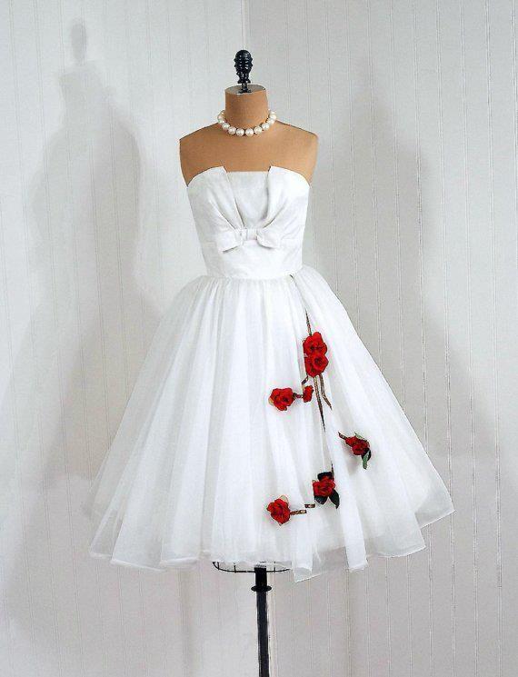 Vintage party dress!