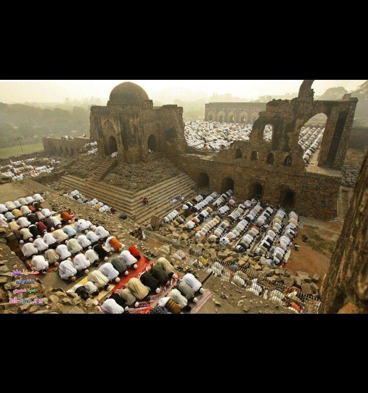Babri Masjid - India