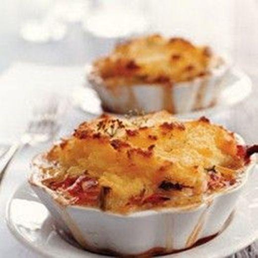 Lobster Shepherds Pies | Yummy Things | Pinterest