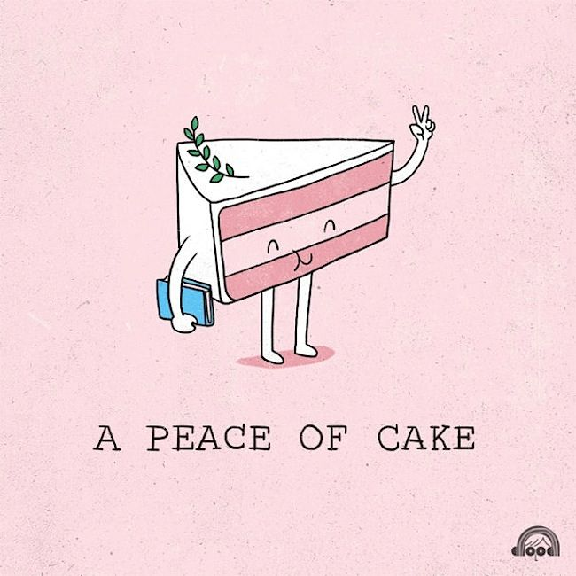 Adorable Pun Illustrations of Everyday Objects by Malaysian Artist Lim Heng Swee