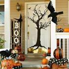 Fall Door Decorations
