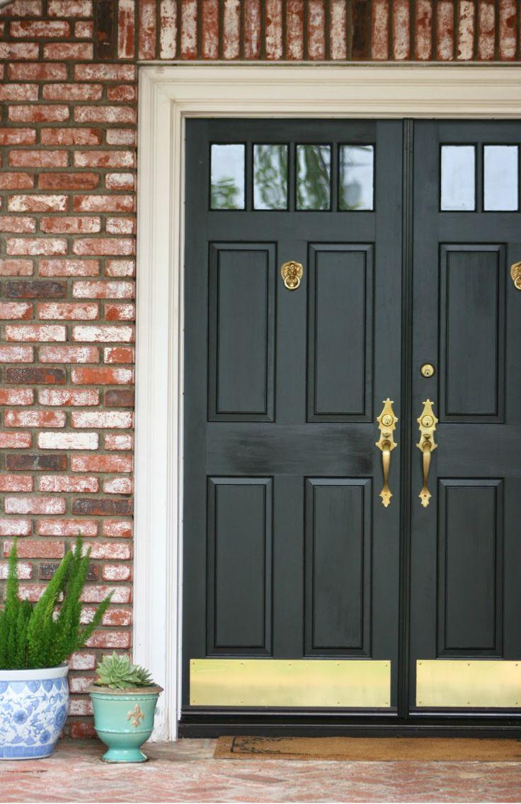 Black Double Front Doors 7 best entry doors images on pinterest | entry doors, photo