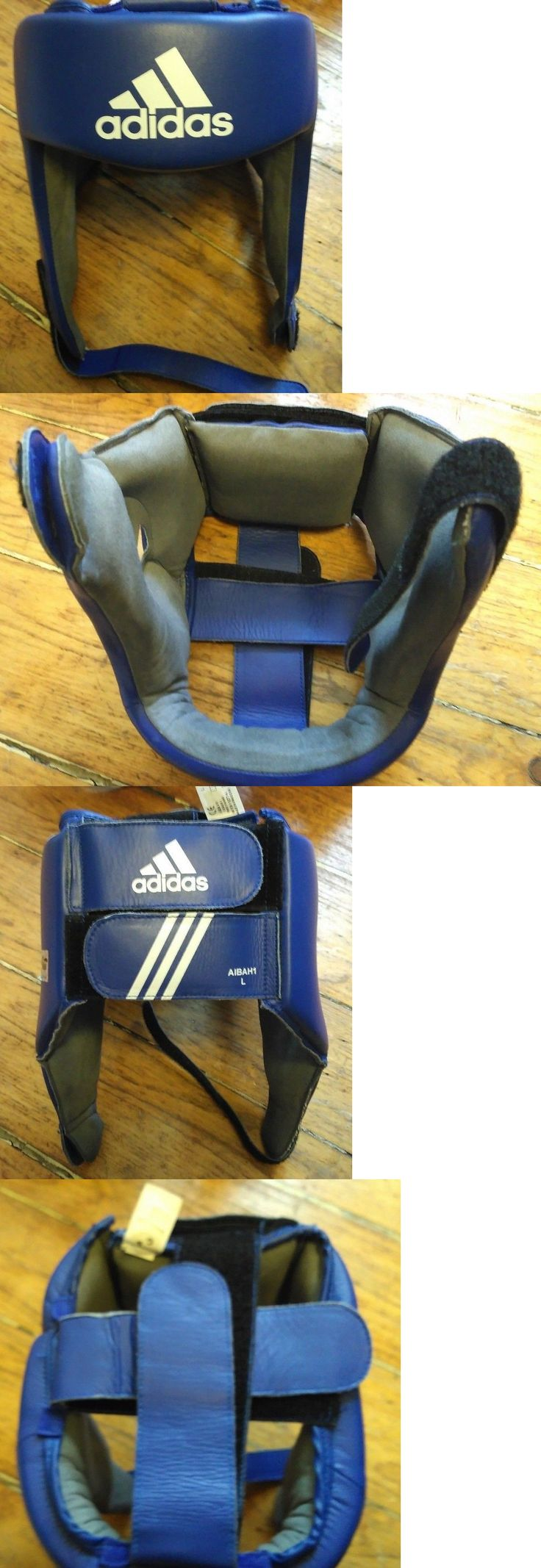 Head Gear 179780: Adidas Aiba Official Olympic Boxing Competition Headgear Large -> BUY IT NOW ONLY: $50 on eBay!