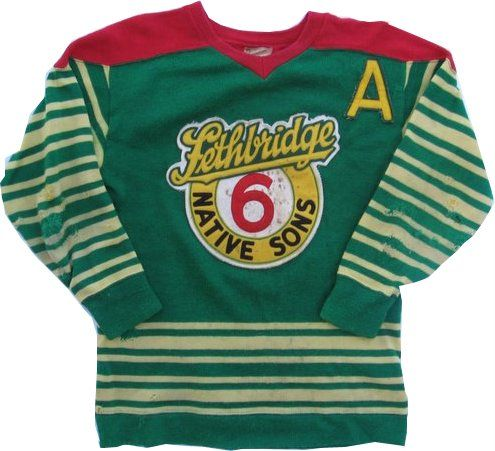 awesome vintage hockey jersey