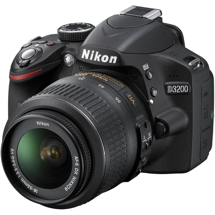 Black friday camera deals - Nikon D3200   12 Con Giap