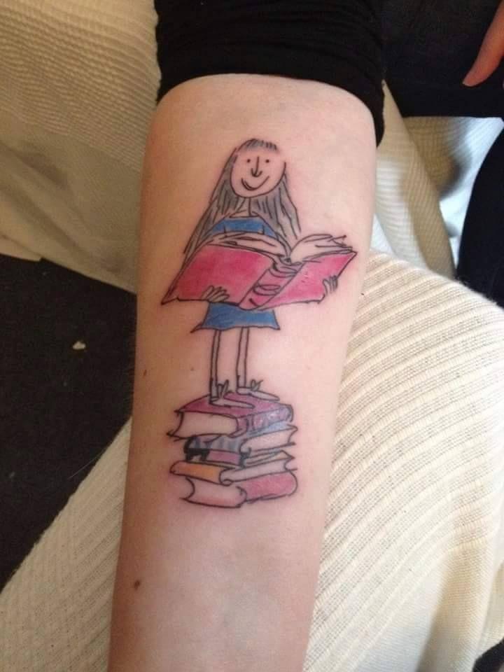 best 25 book inspired tattoos ideas on pinterest harry potter star tattoo literary tattoos. Black Bedroom Furniture Sets. Home Design Ideas