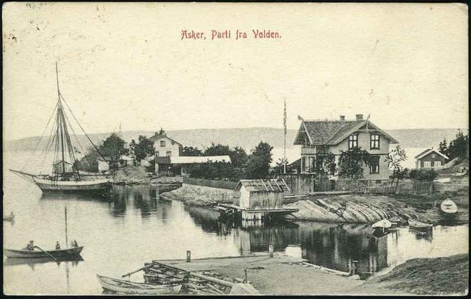 Asker Volden Akershus fylke