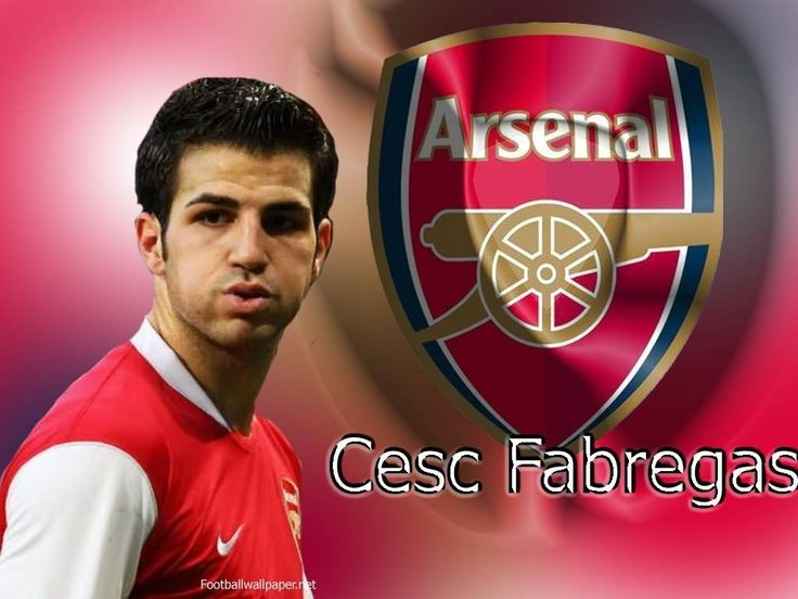 cesc fabregas HD wallpapers arsenal Players 2013