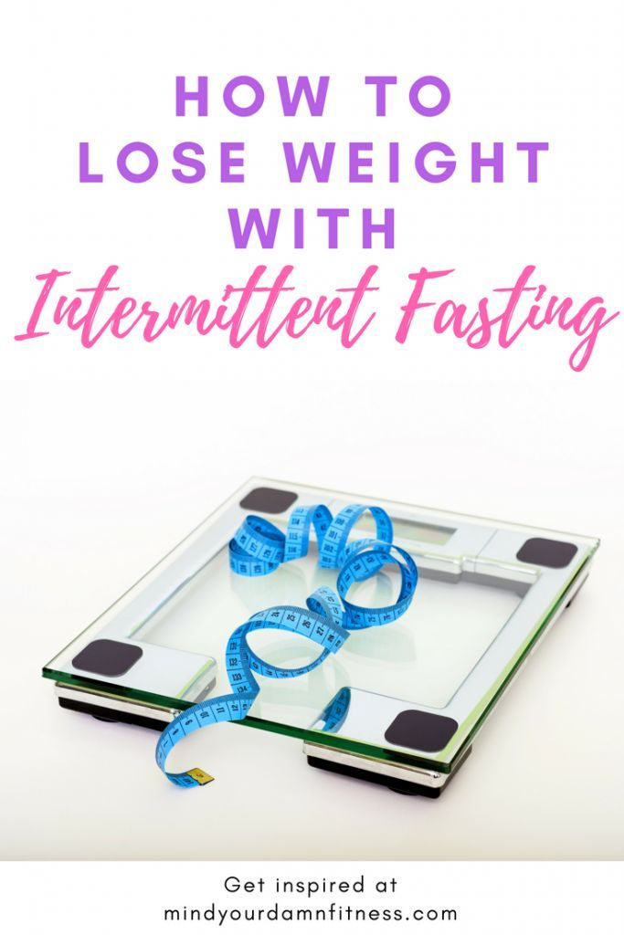 How To Lose Weight With Intermittent Fasting – Kate Klanica