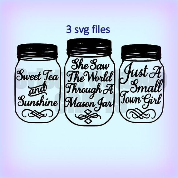 17 Best Images About Mason Jar On Pinterest Fonts