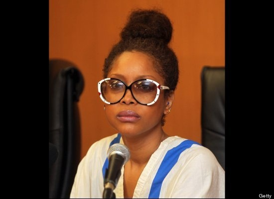 Erykah Badu, famous singer and midwife.