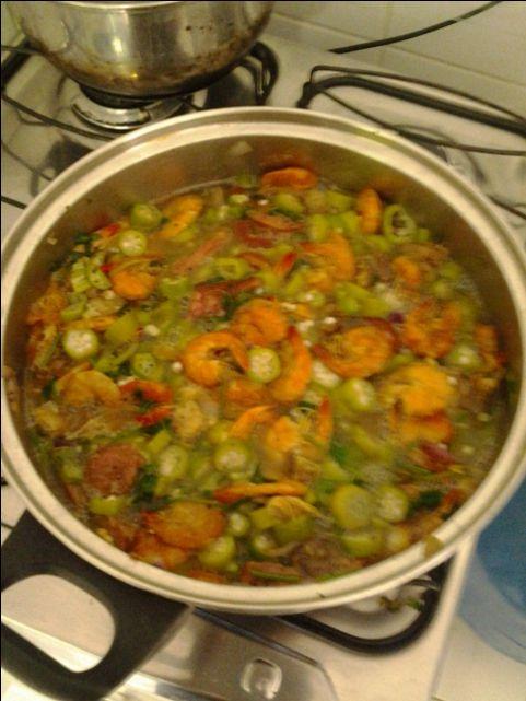 Aprenda a preparar a receita de Quiabada Baiana Verdadeira