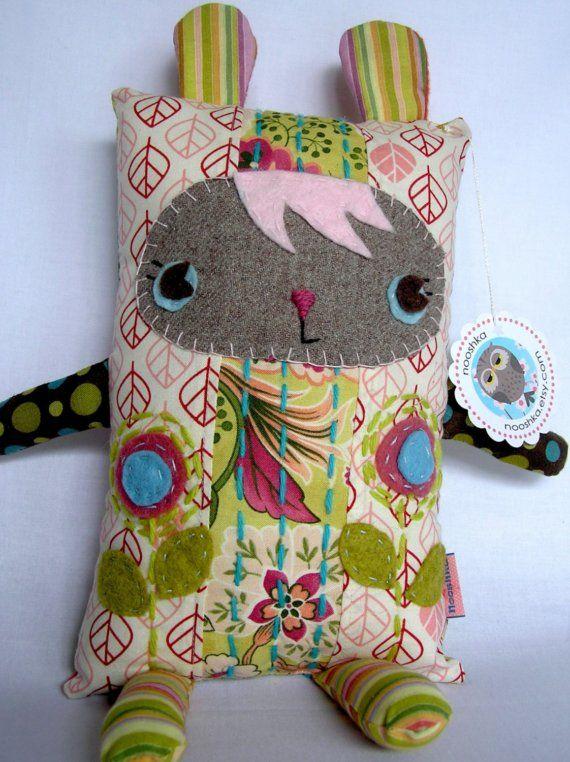 Binky...plush/travel/pram pillow