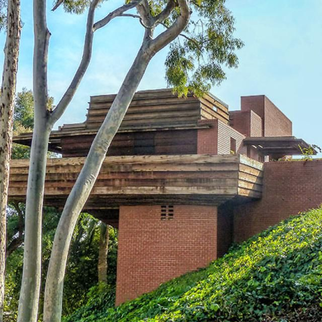 17 best images about frank lloyd wright architecture in for Frank lloyd wright california