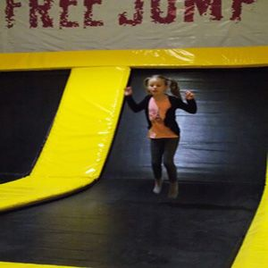 So many people having fun at Jump Deck today! We can't wait to get everyone in Knoxfield and #Melbourne bouncing.