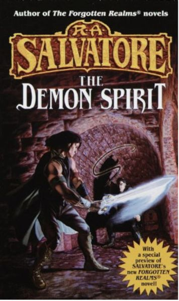 The Demon Spirit - R. A. Salvatore Ebook