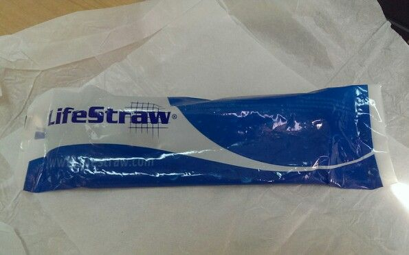 Lifestraw Personal Water Filter @ P1195