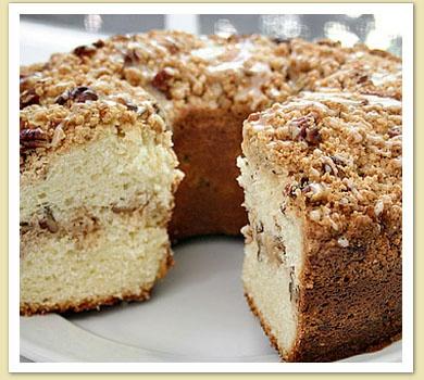 Sour Cream Coffee Cake Bundt Food Network