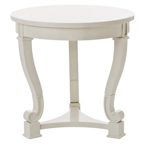Dorothy Cabriole Leg Solid Wood Table