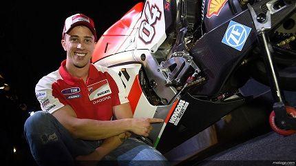 Dovizioso Memperbarui Kontrak Ducati Sampai 2016 | ProSiteNews
