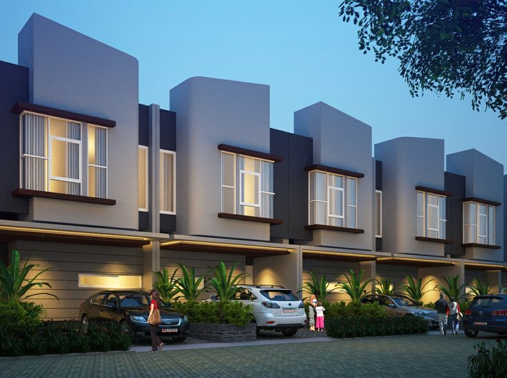 Housing @ Pepelegi Sidoarjo, Jatim, image rendered by Sigit for arsindo.net