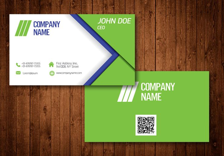 10 new ideas name card vector free download in 2021