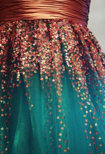 a fairy tale on fabric...