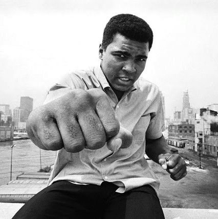 Picture of Muhammad Ali. Cost just 29.99