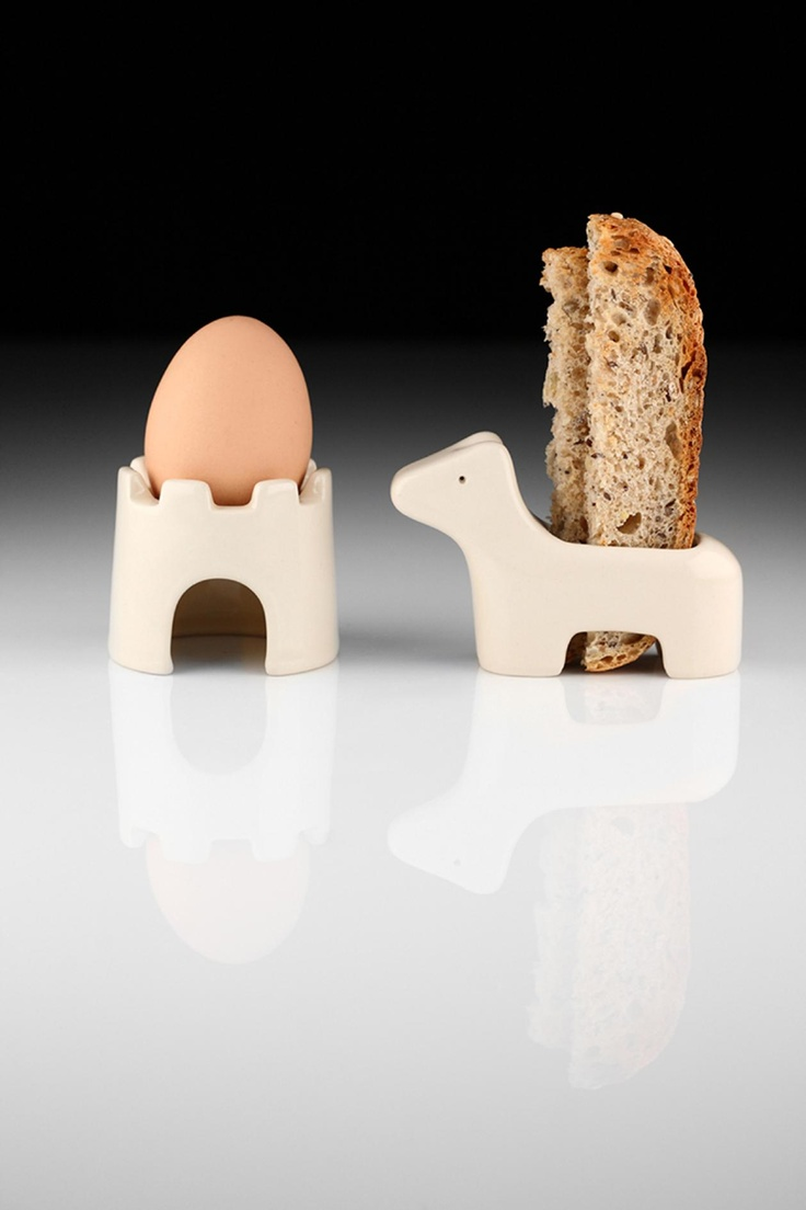 I have absolutely no need for egg cups in my life but I love these.