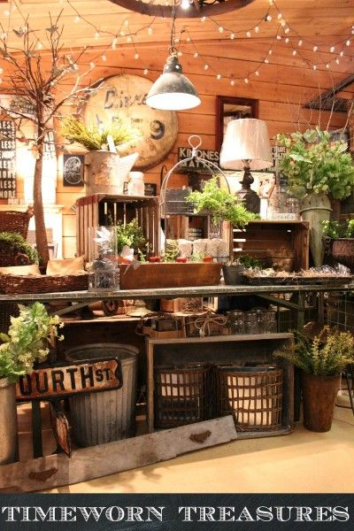 1048 best amazing antique junk booths images on for House accessories stores