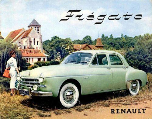 1954 renault fregate