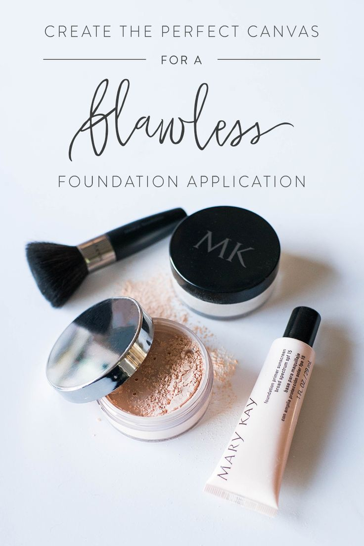 Start your morning with the perfect canvas. Reach for Mary Kay® Foundation Primer Sunscreen Broad Spectrum SPF 15* to get your makeup routine started!
