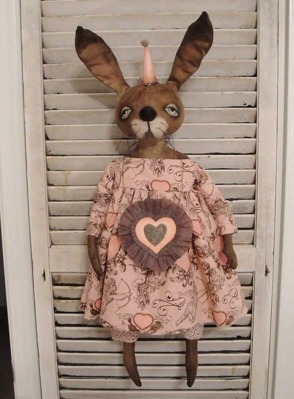 Чердачные игрушки - 18 Июля 2013 - Кукла Тильда. Всё о Тильде, выкройки, мастер-классы.