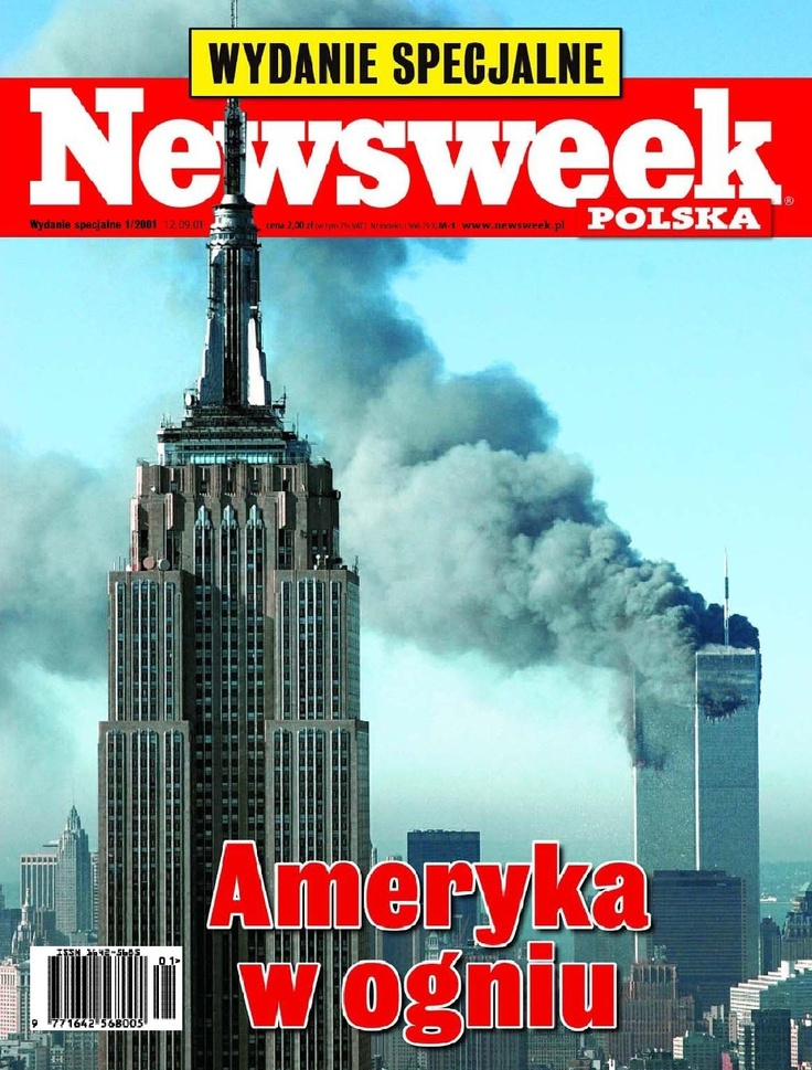 Newsweek Polska Special Edition September 12, 2001