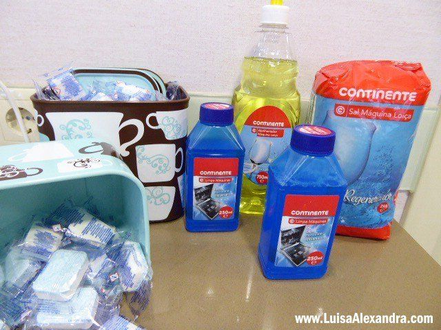 Máquina de Lavar Louça • Detergentes - http://gostinhos.com/maquina-de-lavar-louca-%e2%80%a2-detergentes/