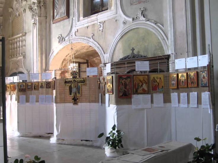 I 20 MISTERI DEL ROSARIO: Chiesa  di  San Michele (presso il Chiostro)di Voltorre 26/9/15-4/10/15 www.mirabileydio.it